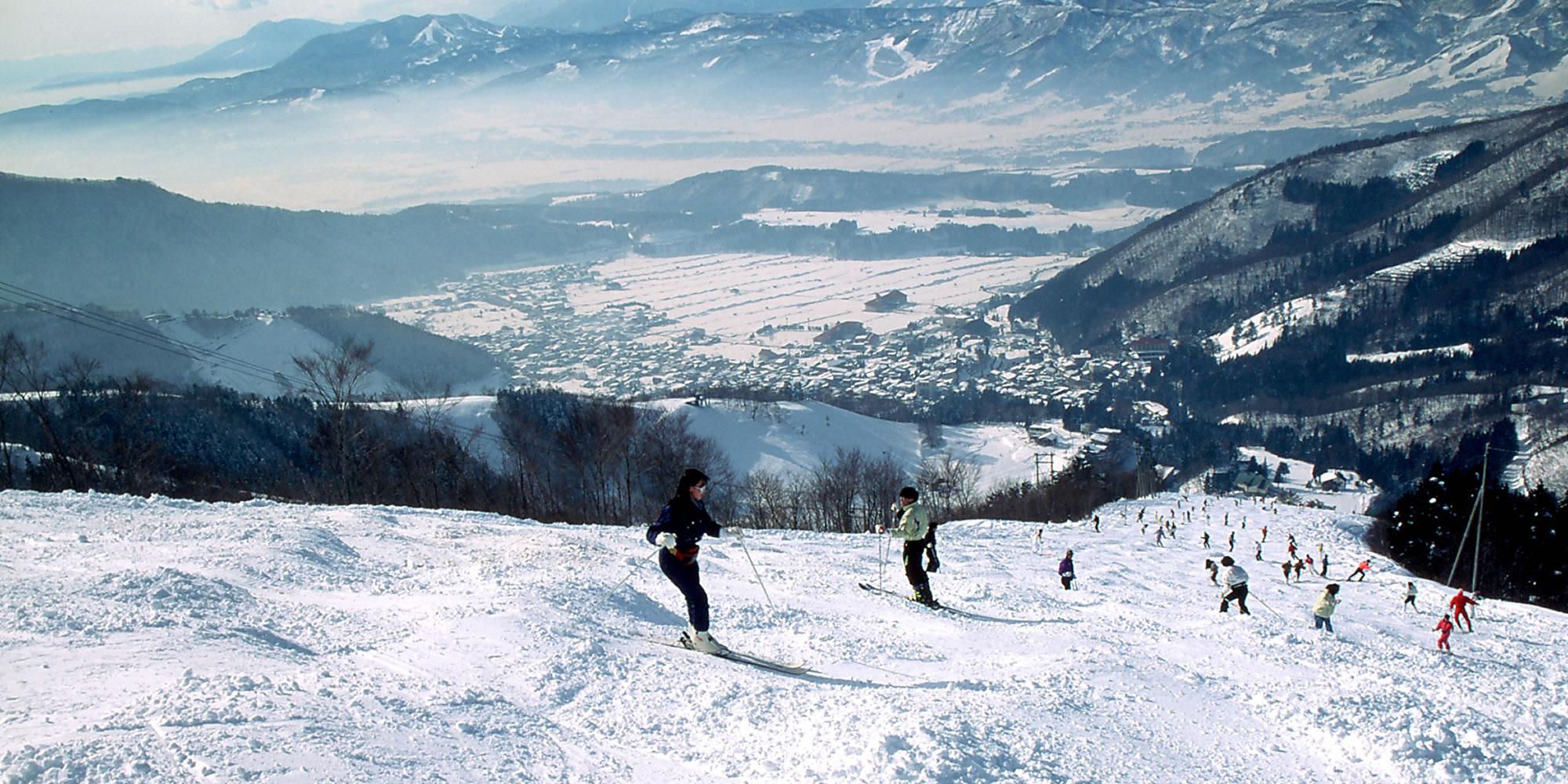 スキー ウェザー ニュース